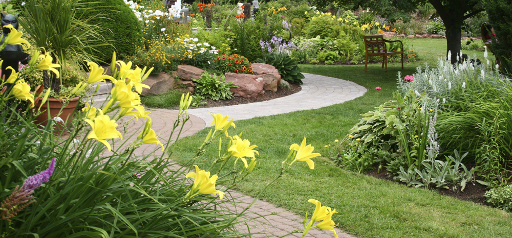 Landscaping   Paradise Landscaping: Roanoke, Buchanan, VA: Landscape  Design, Mowing, Outdoor Fireplaces, Patios - Landscaping Paradise Landscaping: Roanoke, Buchanan, VA: Landscape
